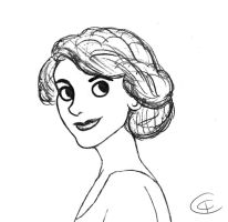 Lady Mary Crawley by Giorgia99