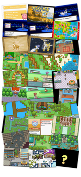 And this is... Pokemon Mirage by WilsonScarloxy