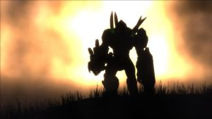 Halo Shadow of the Colossus by Arevish