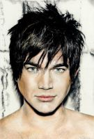 Adam Lambert Bares All by sunshinerin
