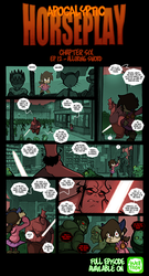 Apocalyptic Horseplay - CH6 Ep12 by Boredman