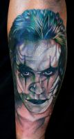 the crow by tat2istcecil