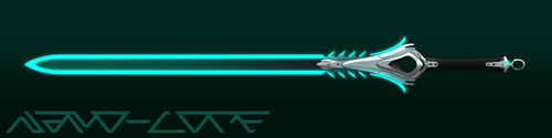 Scifi Sword Weapon Auction Adopt (closed) by Nano-Core