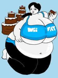 Wii Fat by Chibiana26