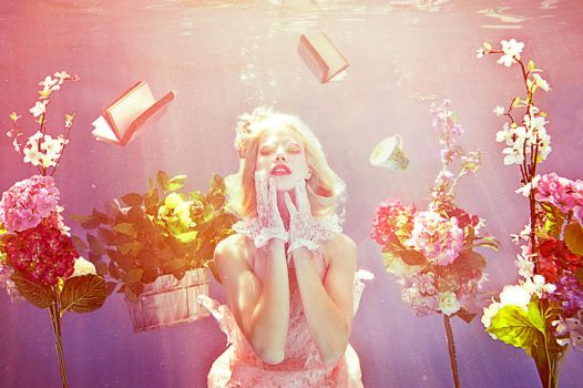 Sense and Sensibility Underwater by BethMitchell