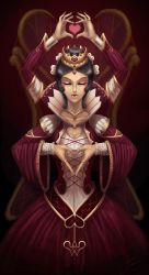 Queen of Hearts by dyadav