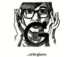 G is for Glasses by scheherazade