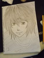 Deathnote ~ L by donut1280