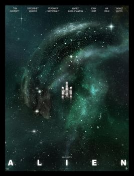 Nostromo by AndyFairhurst