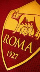 A.S. Roma Wallpaper Iphone SE by Belthazor78