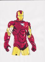 ironman 2 by C-WeaponX