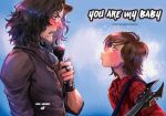 YOU ARE MY BABY - Im in the band fanbook cover by huanGH64