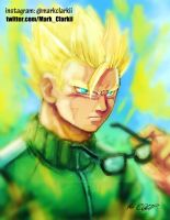 Gohan Resurrection of F by Mark-Clark-II