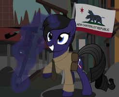 colonel Midnight by RainbowSurvivor