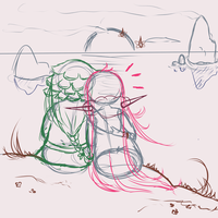 Not able to finish this on time by Selqie
