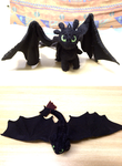 Toothless by Hikari-chyan