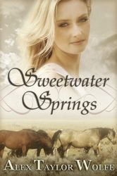Book cover - Sweetwater Springs by CathleenTarawhiti