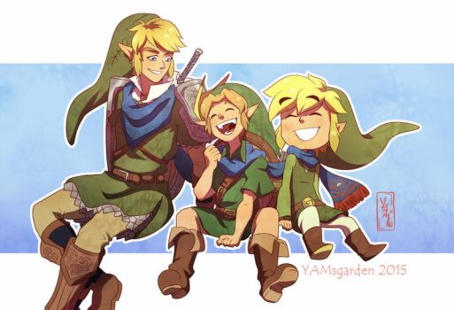 Links by YAMsgarden