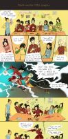Azula and her little complex by Helkaril