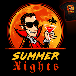 Vampire Summer - tee by InfinityWave