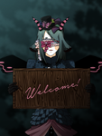 Welcome... by XxYorunoHimexX