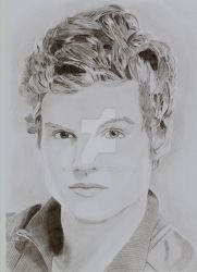 Isaac Lahey (Daniel Sharman) by moncici6