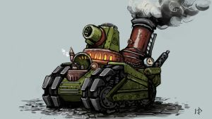 Steam Slug by Kwad-rat