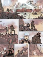 Incal T3 Page38 Color by TattoDurden