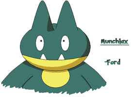 MS Paint Munchlax by Ford206