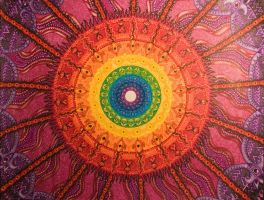 Eye of the Chakra Storm by RebelBAM