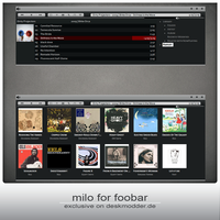 milo for foobar by dmone by deskmodder