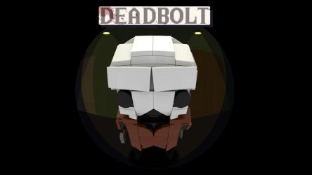 [LEGO Brickheadz] The Reaper (DEADBOLT) by TheMugbearer