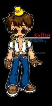 Blacksmith Kythe by reginepetrola