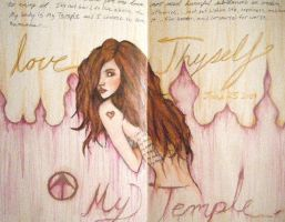 My Body, My Temple by eden-paradox