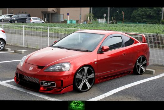Honda- Acura RSX by toxicvtuner