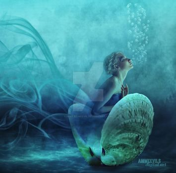 Birth of Venus by digital-weevil