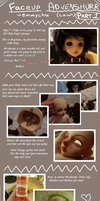 Faceup Tutorial- KDBory Part 1 by emmychu