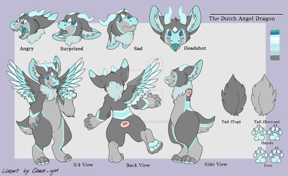 Boodle ref by TheDroolingPool