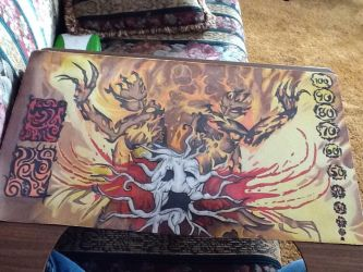 Custom Wound Reflection Mat by Gonah