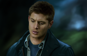 All alone - Dean Winchester by Lasse17