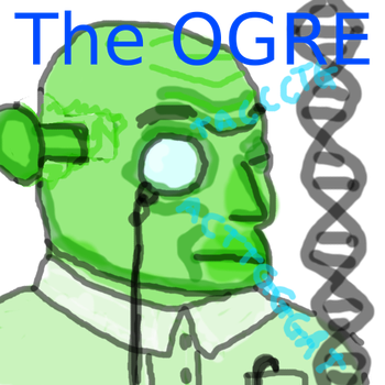 The OGRE Logo by VulpineDesignsULTD
