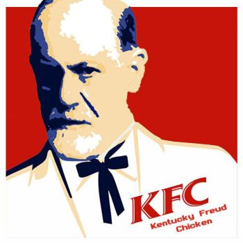 Kentucky Freud Chicken. by gocu