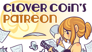 CLOVER COIN PATREON by CloverCoin