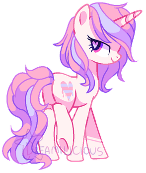 .:OC:. Pastel Sassy Pants by Dreamilicious