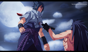 Naruto 661 by The-103