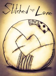 Stitched with Love_ShadAmy Comic Cover by TheShadAmyArtistO10