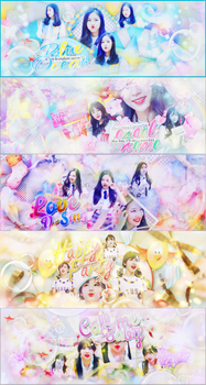 [ SHARE PSD ] HAPPY 115 WATCHERS by Shundesigner