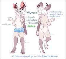 : Wyvern Reference : by Cannidae