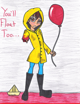 You'll Float Too... by sonicshadowlover13