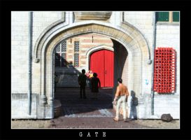 Gate by PeterZen